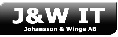 J&W IT - Johansson & Winge AB